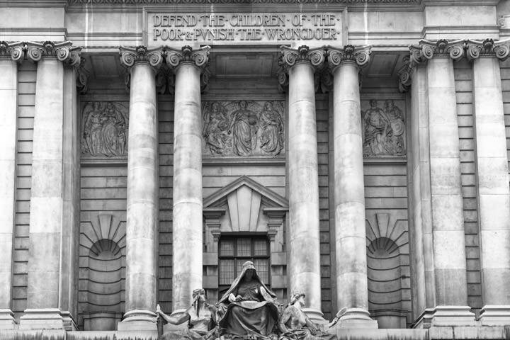 Photograph of Old Bailey 1.