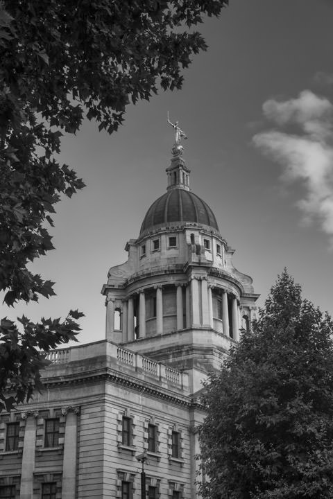 Photograph of Old Bailey 4