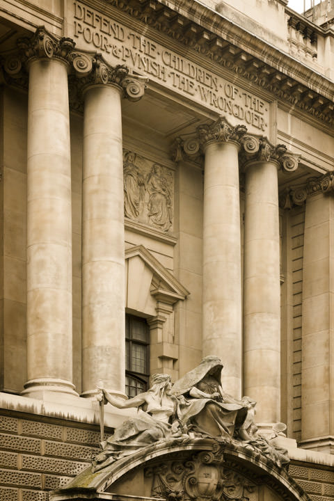 Photograph of Old Bailey 5