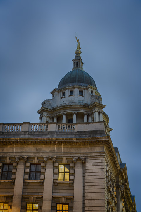 Photograph of Old Bailey 7