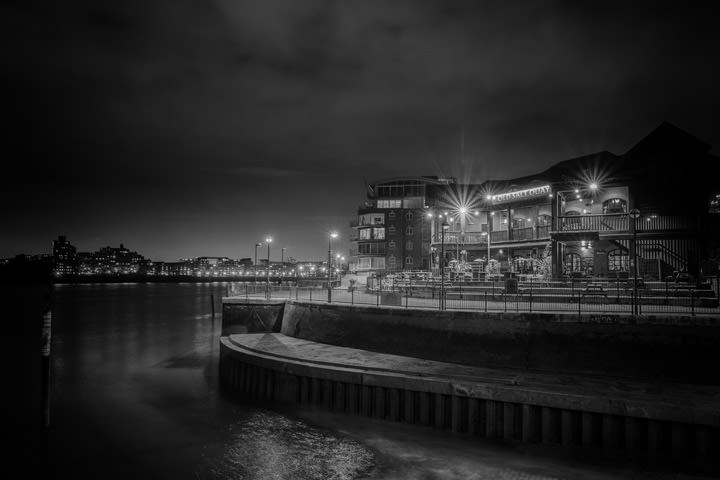 Photograph of Old Salt Quay 1