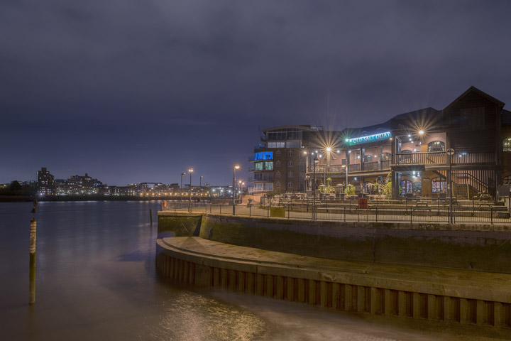 Photograph of Old Salt Quay 2