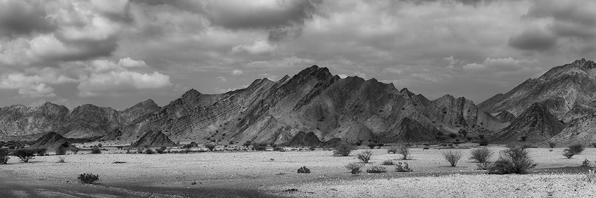 Photograph of Oman Panorama 3