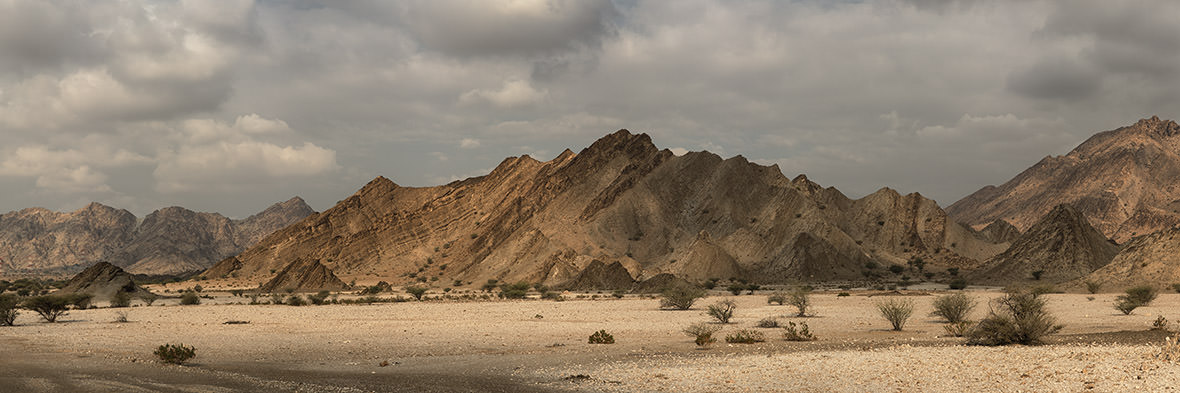 Photograph of Oman Panorama