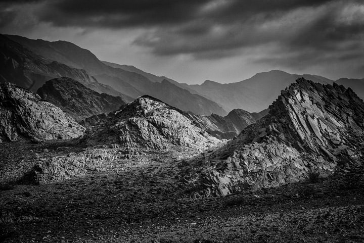 Omani Mountains 3