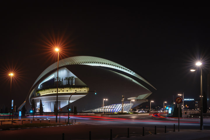 Photograph of Opera House 5 Valencia
