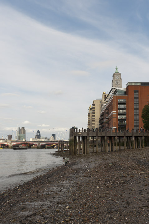 Photograph of Oxo Tower 5