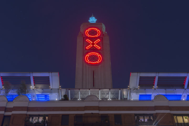 Photograph of Oxo Tower 9