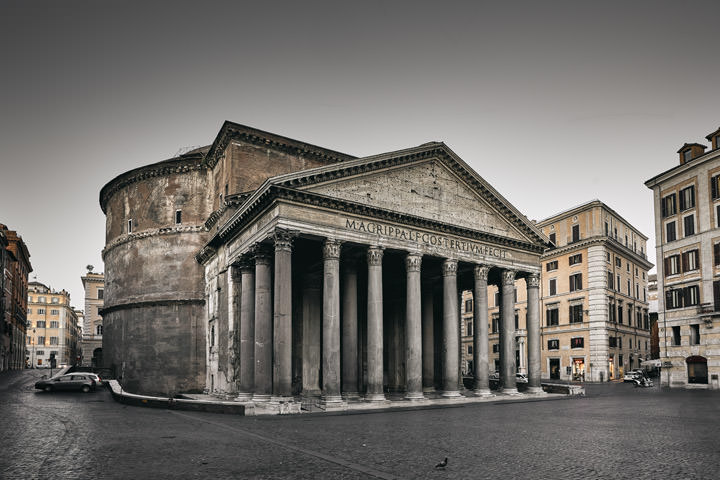 Photograph of Pantheon Rome 1