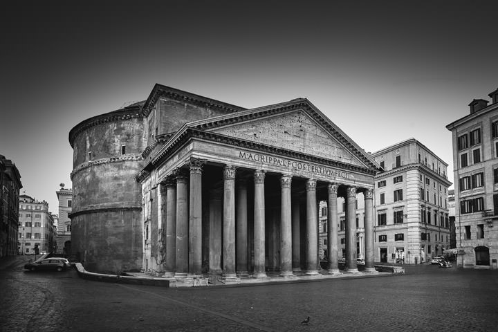 Photograph of Pantheon Rome 2