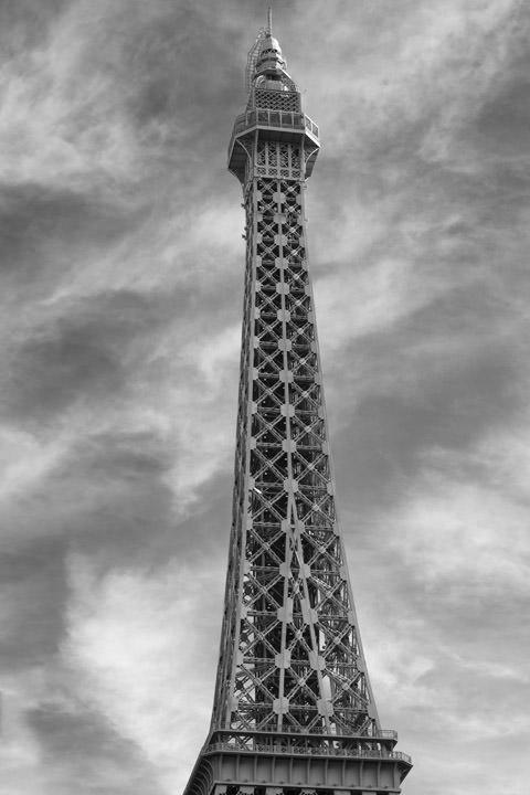 Photograph of Paris Las Vegas