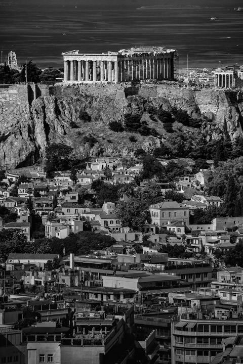 Parthenon Skyline 4