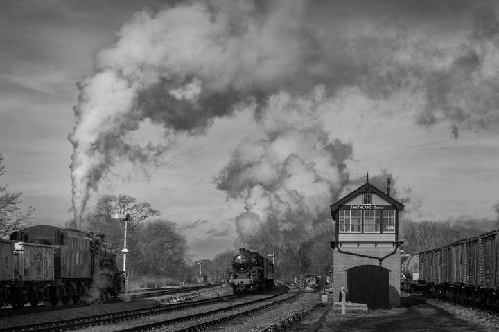 Passing Steam 1
