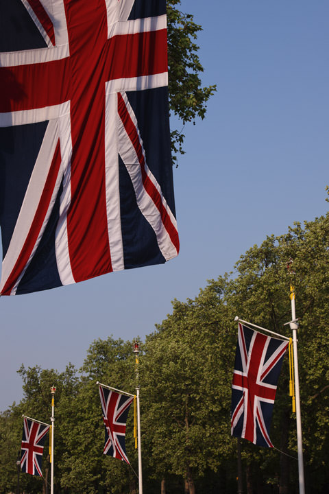 Patriotic - Union Jacks