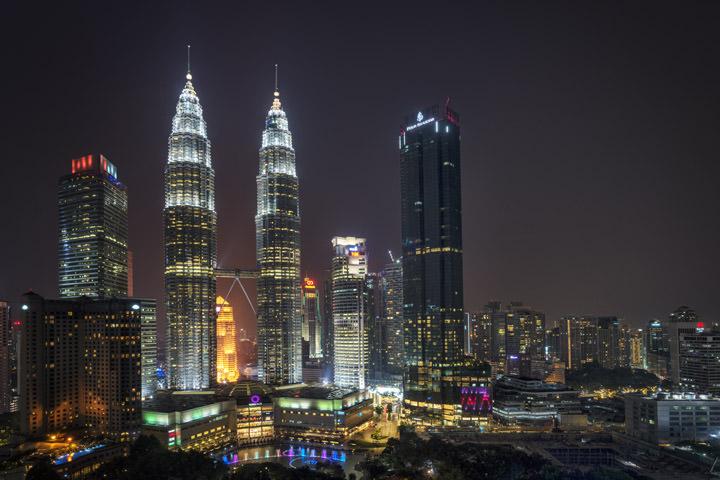 Petronas Towers KL 2