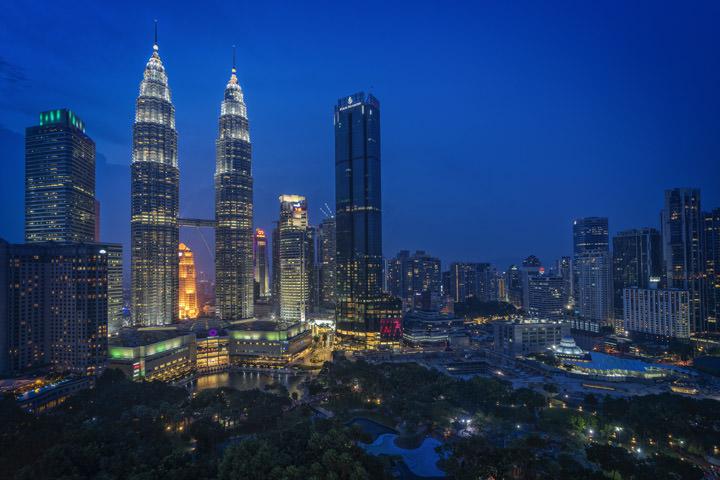 Petronas Towers KL 3