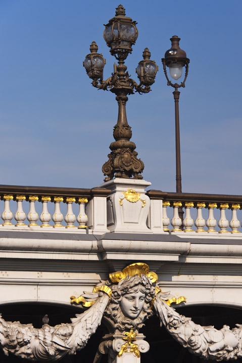 Photograph of Pont Alexandre III 1