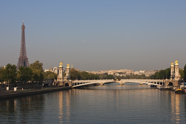 Photograph of Pont Alexandre III 5