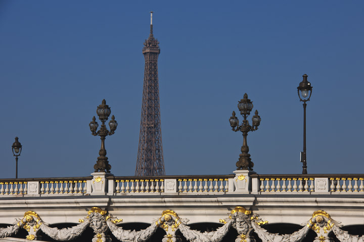 Photograph of Pont Alexandre III 7