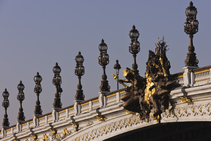 Photograph of Pont Alexandre III 8