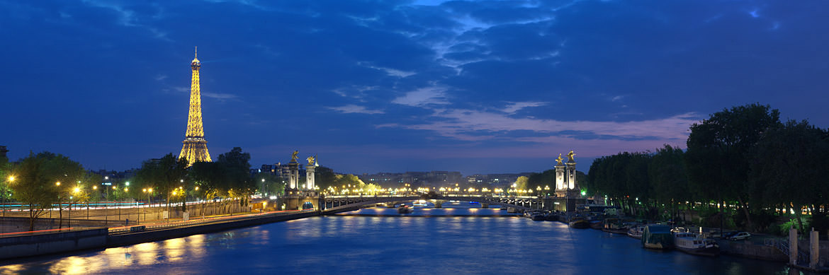 Photograph of Pont Alexandre III 9
