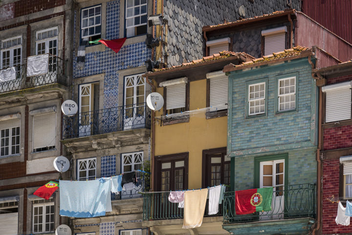 Photograph of Porto Windows