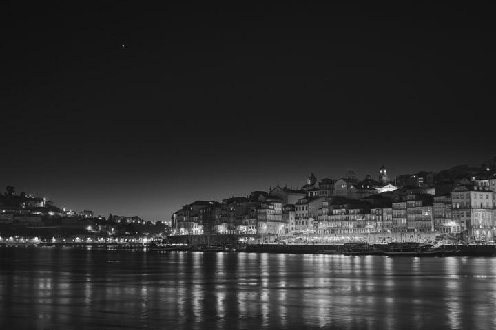 Porto at Night 1