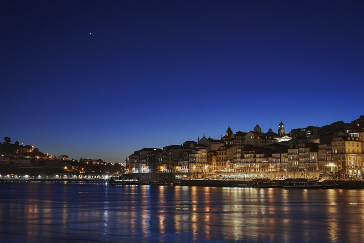 Porto at Night 2