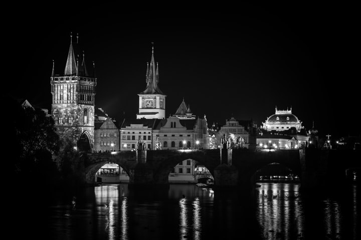 Photograph of Prague 2
