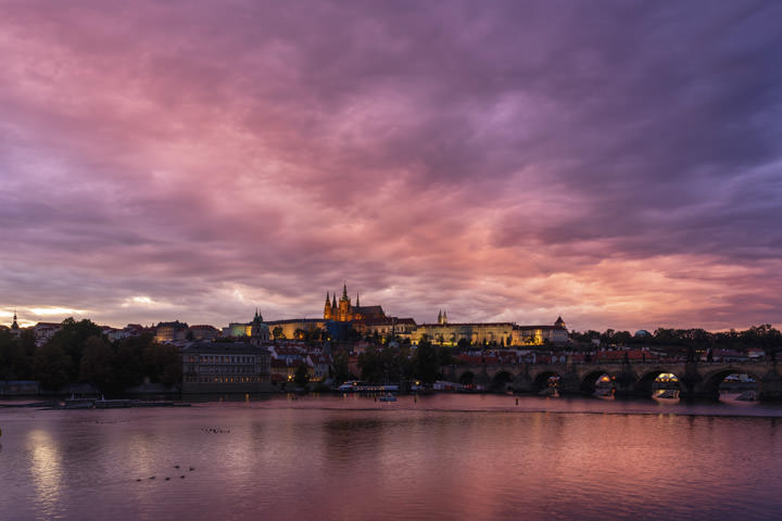 Photograph of Prague 4