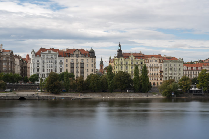 Photograph of Prague 5