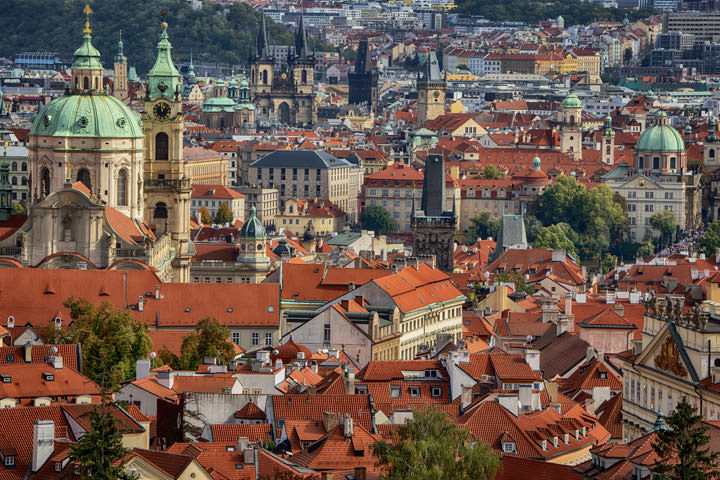 Photograph of Prague 6