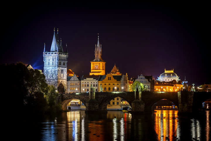 Photograph of Prague 7
