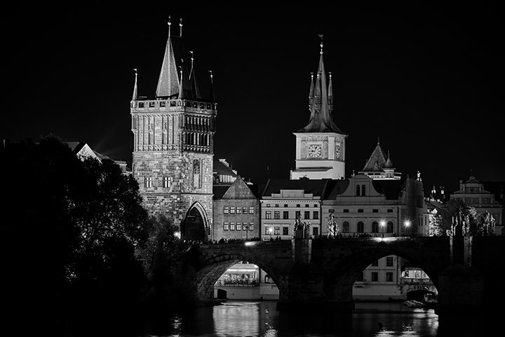 Photograph of Prague 8