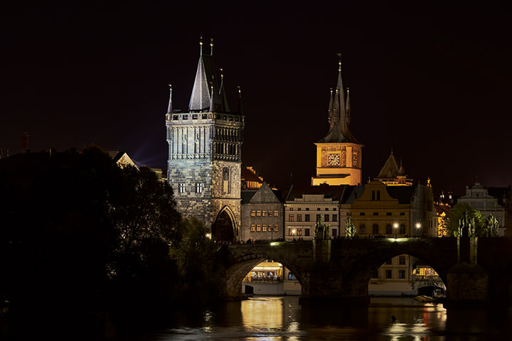 Photograph of Prague 9