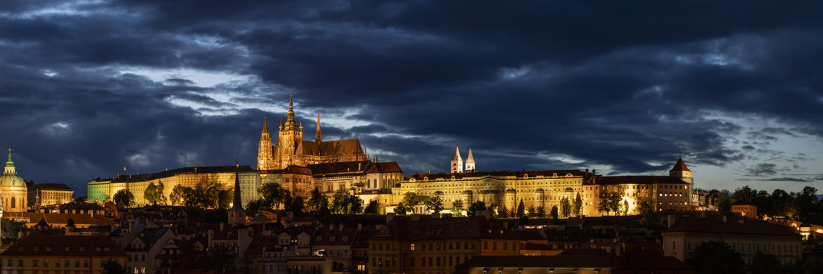 Photograph of Prague Castle 1