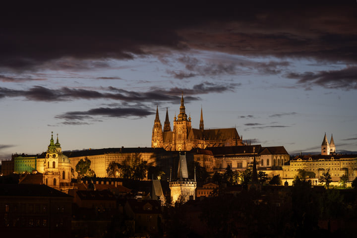 Photograph of Prague Castle 4