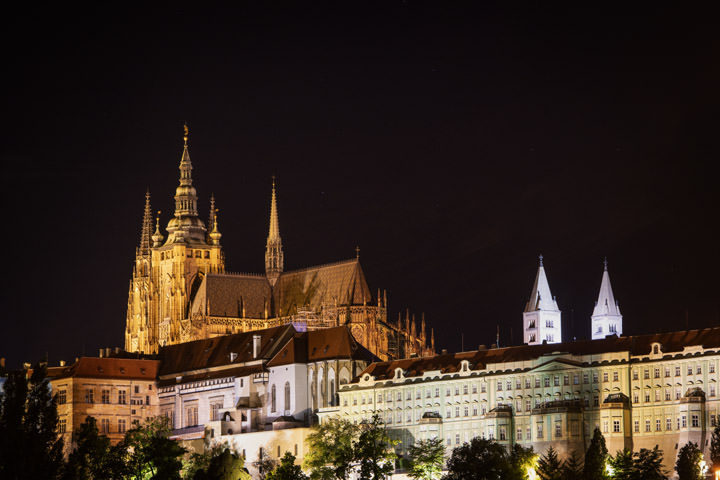 Photograph of Prague Castle 5