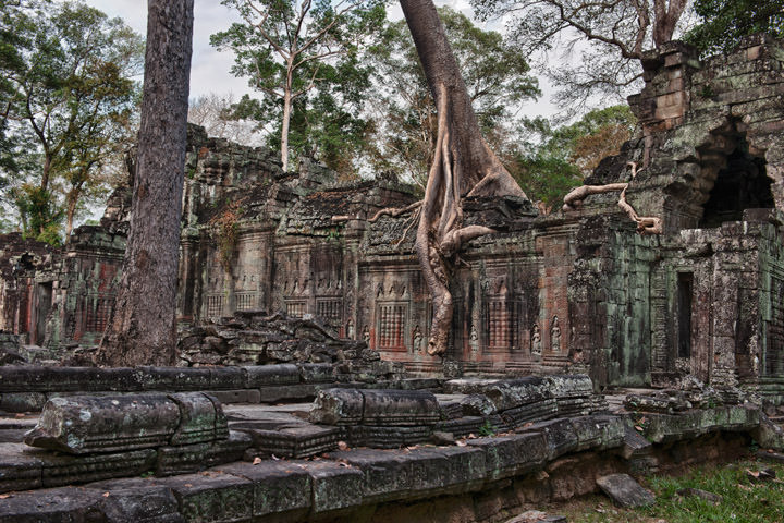 Photograph of Preah Khan 1