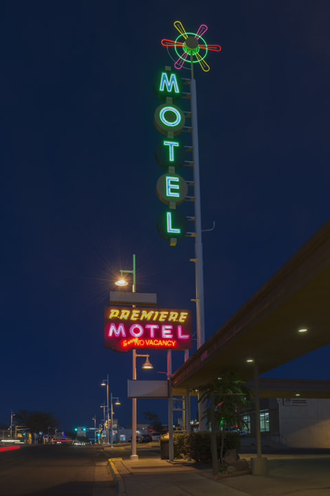 Photograph of Premiere Motel