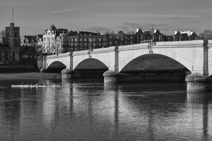 Photograph of Putney Bridge 1