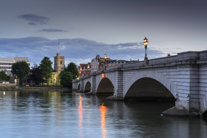 Photograph of Putney Bridge 7