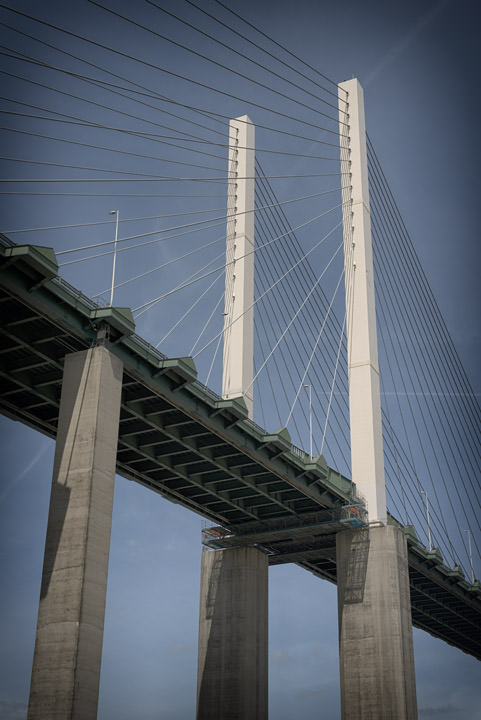 Photograph of Queen Elizabeth II Bridge 12
