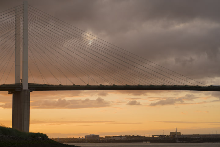 Photograph of Queen Elizabeth II Bridge 19