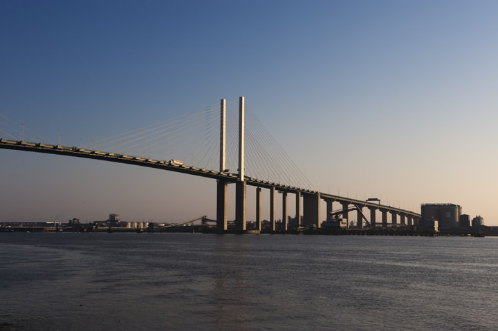 Photograph of Queen Elizabeth II Bridge 3