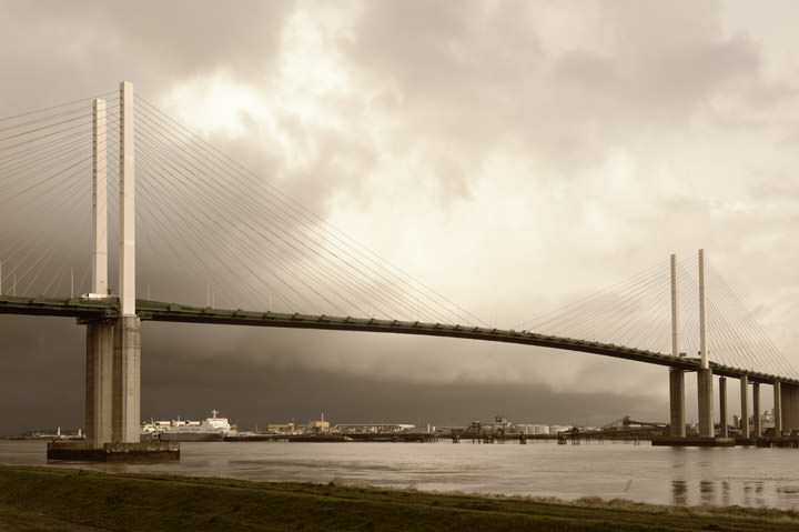 Photograph of Queen Elizabeth II Bridge 4