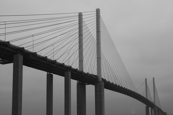 Photograph of Queen Elizabeth II Bridge 5
