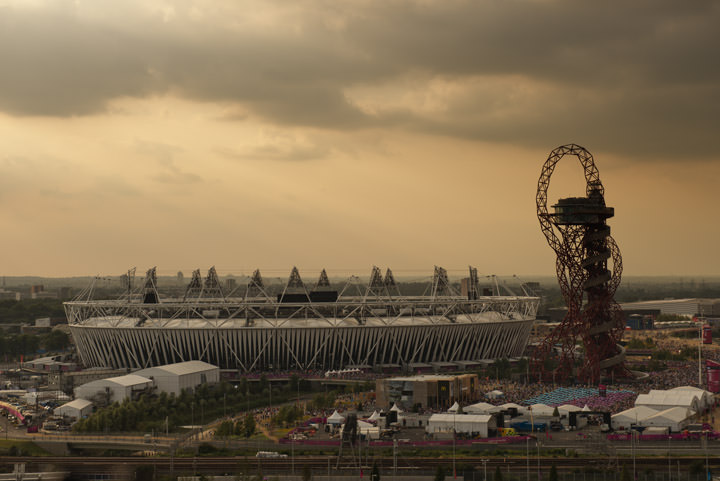 Photograph of Queen Elizabeth II Olympic Stadium 3