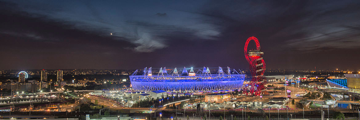 Queen Elizabeth II Olympic Stadium