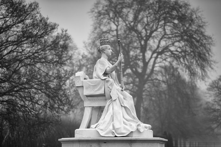 Photograph of Queen Victoria Kensington Gdns 3